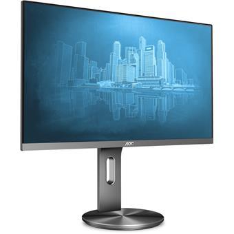 "27"" LED AOC Q2790PQU-UHD,IPS,HDMI,DP,rep,piv"