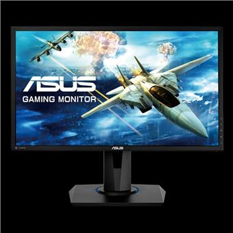 "24"" LED ASUS VG245Q Gaming - Full HD, 16:9, HDMI, VGA, DP, repro."