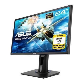 """24"""" LED ASUS VG245H Gaming - Full HD, 16:9, HDMI, VGA, repro."""
