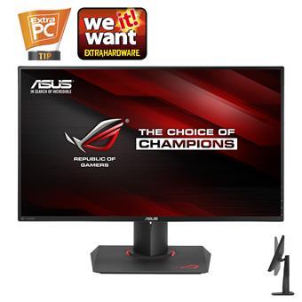 """27"""" LED ASUS PG279Q ROG - WQHD, 16:9, HDMI, DP, 165Hz, G-Sync, repro."""