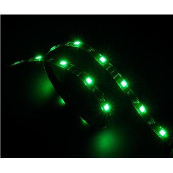 AKASA - LED páska - zelená Vegas 50 cm