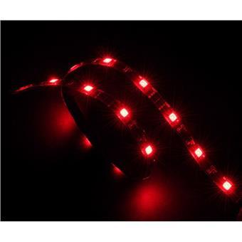 AKASA - LED páska - červená Vegas 50 cm
