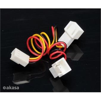 AKASA - rozbočovač ventilátoru - 3-pin