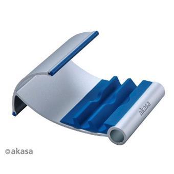 AKASA - Leo - stojan pro tablet - modrý