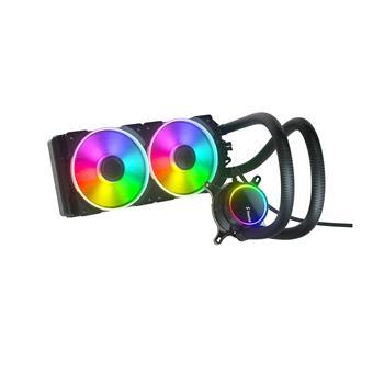 Fractal Design Celsius + S24 Prisma vodní chlazení