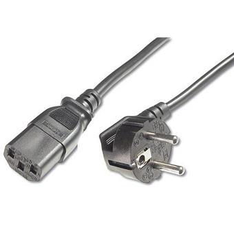 Síťový napájecí kabel 230V k počítači, 1.8 m