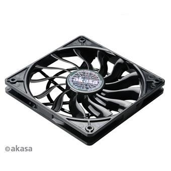 ventilátor Akasa - 12 cm slim