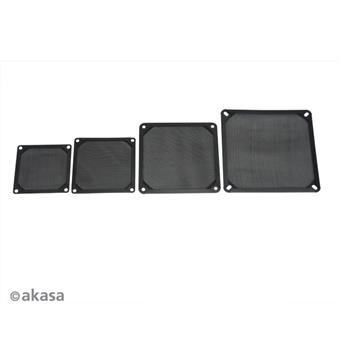 AKASA 12cm Aluminium fan filter