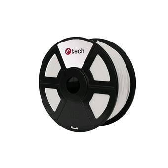 PETG filament natural C-TECH, 1,75mm, 1kg
