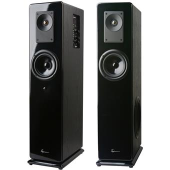Repro C-TECH Impressio Virtus, stereo, aktivní