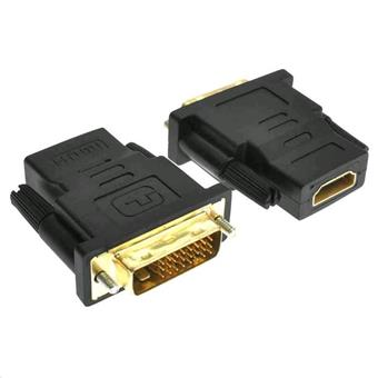 Adaptér C-TECH HDMI na DVI, F/M