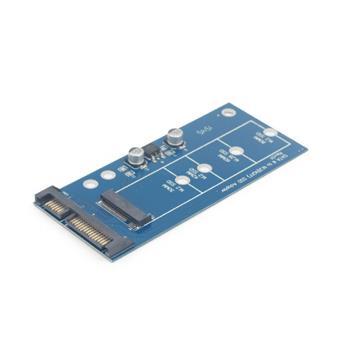 "Gembird redukce M.2 (NGFF) to Mini SATA 1.8"" SSD adapter"