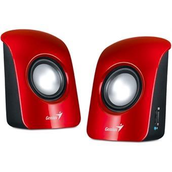 Speaker GENIUS SP-U115 1,5W USB red