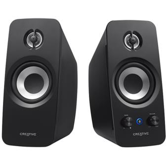 Speaker CREATIVE T15,2.0, Bluetooth 2.1,black
