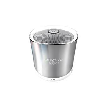 Speaker CREATIVE WOOF3, Bluetooth,winter chrome