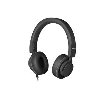 Náhlavní sluchátka Audictus Dreamer, skládací, černé