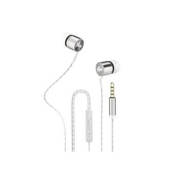 Sluchátka do uší Audictus Explorer 2.0, bílé