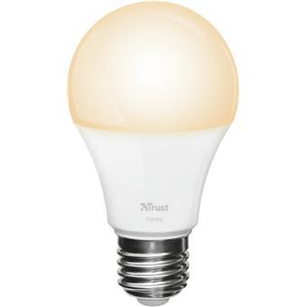Zigbee Dimmable LED Bulb Flame ZLED-2209