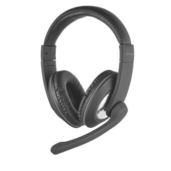 náhlavní sada TRUST Reno PC Headset