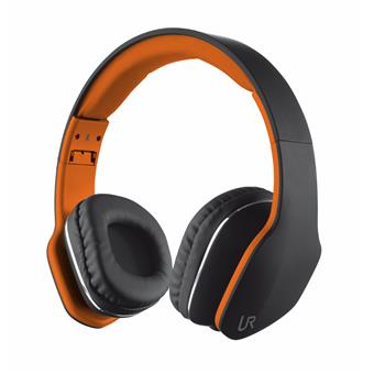 náhlavní sada TRUST Urban Mobi Headphone - black