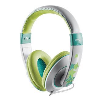 náhlavní sada TRUST Sonin Kids Headphone,gray