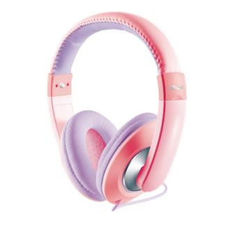 náhlavní sada TRUST Sonin Kids Headphone, pink