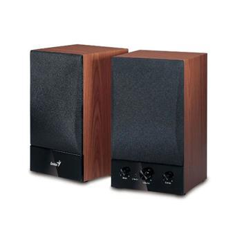 Speaker GENIUS SP-HF 1250B wood 40W, II. gen