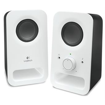 Logitech Speaker Z150 Snow white