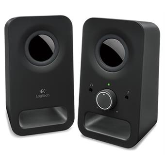 Logitech Speaker Z150 Midnight black