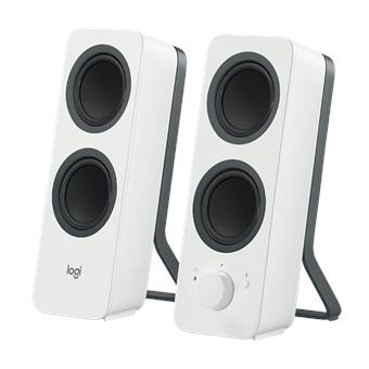 Logitech Speaker Z207 white, Bluetooth, RMS 5W