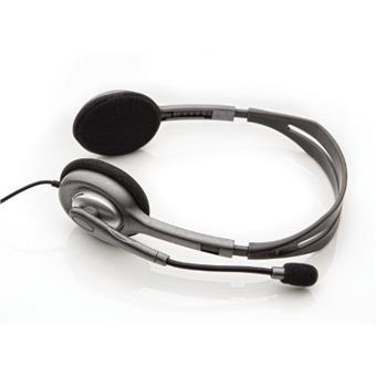 náhlavní sada Logitech Stereo Headset H110