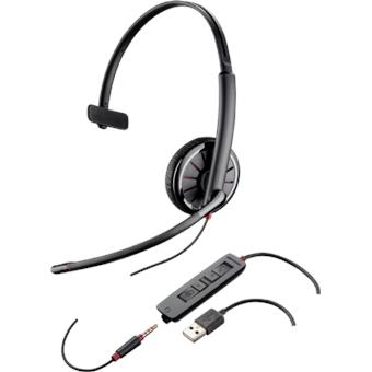 Plantronics Blackwire 315.1, Mono, USB/Jack