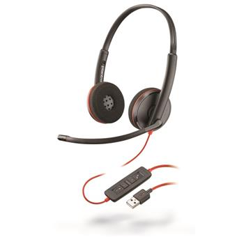 Plantronics Blackwire C3220, Duo, USB
