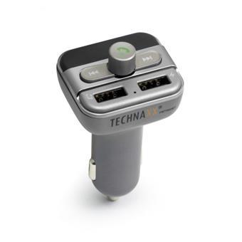 Technaxx FM transmitter FMT900BT- MP3, Bluetooth