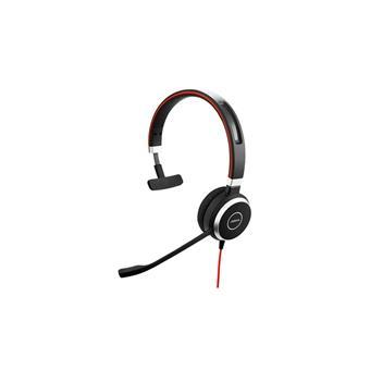Jabra Evolve 40, Mono, USB/Jack, MS