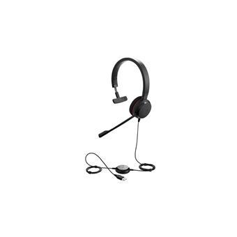 Jabra Evolve 20, Mono, USB