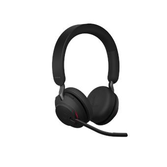 Jabra Evolve2 65, USB-A Black MS teams Stereo