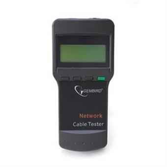 GEMBIRD Eth kabel tester NCT-3 pro RJ11/RJ45/,RG58