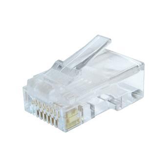 GEMBIRD Modular plug 8P8C for CAT6, 100 pcs