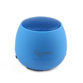 GEMBIRD Portable speaker SPK-103-B, blue