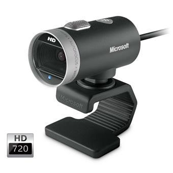 Microsoft webová kamera LifeCam Cinema