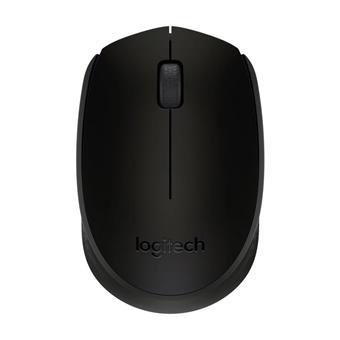 PROMO myš Logitech Wireless Mouse B170 black