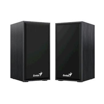 Genius SP-HF180, USB stereo repráky 2x3W, černá