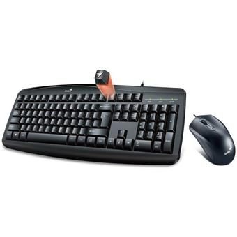 Genius Smart KM-200, set klávesnice a myši, CZ+SK layout