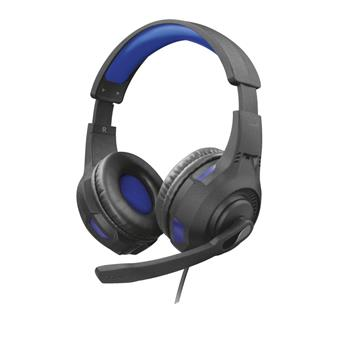 TRUST GXT 307B Ravu Gaming Headset for PS4 - camo blue