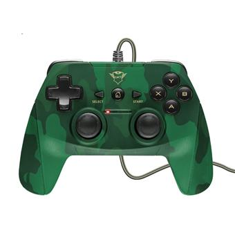 TRUST GXT 540C Yula Wired Gamepad- camo