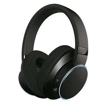 Creative Labs bezdrátová sluchátka Super XFI Air, černá