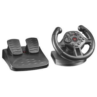volant TRUST GXT 570 Compact Vibration Racing