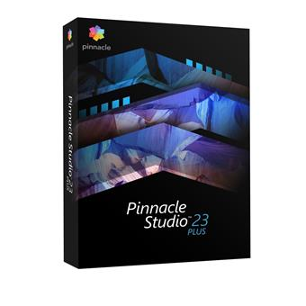 Pinnacle Studio 23 Plus (box) CZ Upgrade