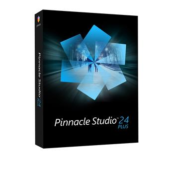 Pinnacle Studio 24 Plus (box) CZ